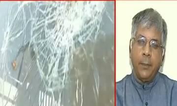 Who is responsible for Maharashtra violence?