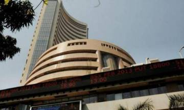 Sensex up 118 points in late morning, Nifty above 10,450 level