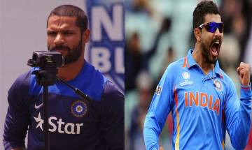 India vs South Africa: Shikhar Dhawan declared fit for first Test, Ravindra Jadeja down with viral
