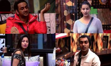 Bigg Boss 11: Hina, Vikas, Shilpa, Luv - THIS contestant to get ELIMINATED from the show?
