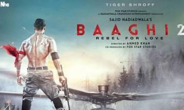 Disha Patani-Tiger Shroff-starrer 'Baaghi 2' to hit screens on March 30