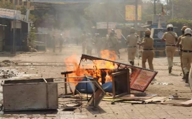 Violence in Maharashtra post Dalit protests