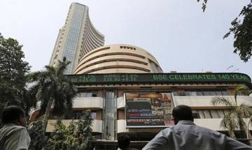 Sensex surges 100 points, regains 34,000 mark in early trade