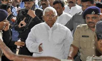 Lalu Prasad Yadav gets 3.5 years in jail, fined Rs 10 lakh in fodder scam