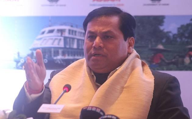 Assam CM Sarbananda Sonowal (Source: IANS)