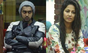 Bigg Boss 11: Luv Tyagi talks about his fight with Hina Khan says ' I have tolerated her attitude'