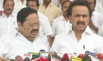 DMK demands that Tamil Nadu CM immediately talks with striking transporters