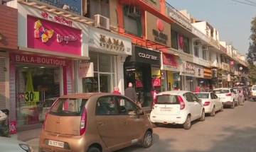 Salons and restaurants sealed in Delhi's Khan Market, traders cry foul