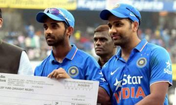 Picked Rohit Sharma over Ajinkya Rahane on current form, says captain Virat Kohli