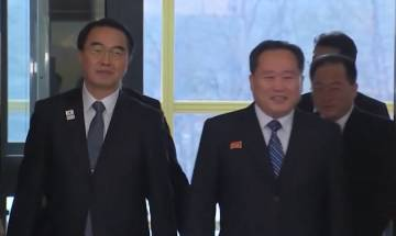 North Korea agrees to join Winter Olympics in South Korea as tensions ease