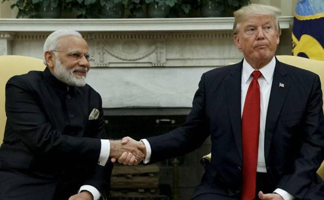 Donald Trump may meet PM Modi at Davos World Economic Forum (pic credit: PTI)