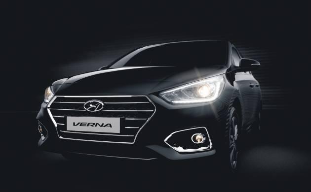Hyundai Verna - File Photo