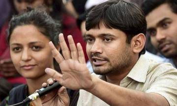 BJP a washing machine, cleanses leaders of criminal charge, says Kanhaiya Kumar