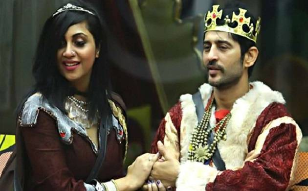 Bigg Boss 11 grand finale: Hiten Tejwani-Arshi Khan to set stage on fire with their romantic performance (Source- Colors Twitter)