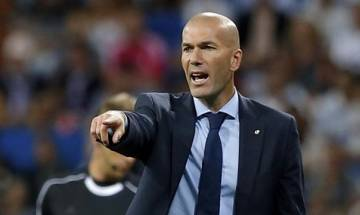 Zinedine Zidane to stay with Real Madrid, extends coaching contract with European champs till 2020