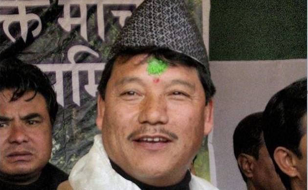 Ready for dialogue with West Bengal CM Mamata Banerjee, says Bimal Gurung (Photo Courtesy: PTI)
