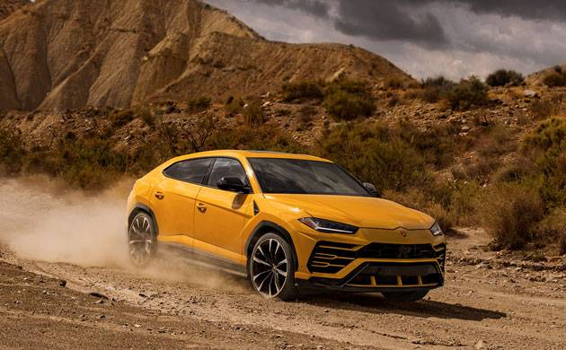 Lamborghini launches first-ever SUV 'Urus' in the Indian market priced at Rs 3 crore (Source: lamborghini.com)