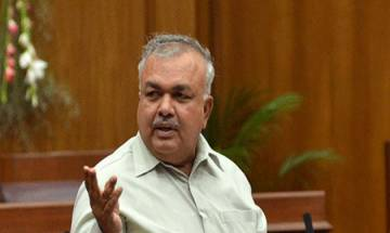 Congress leaders' phones being 'tapped' by Centre, says Karnataka HM Ramalinga Reddy