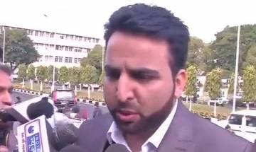 PDP MLA Aijaz Ahmad Mir says Kashmiri militants killed in encounters 'martyrs'