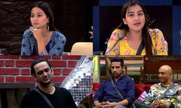 Bigg Boss 11: Ahead of finale, THESE two contestants engage in a war of words AGAIN (watch video)