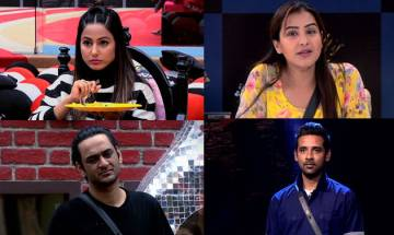 Bigg Boss 11: Vikas Gupta, Hina Khan, Puneesh Sharma or Shilpa Shinde - THIS contestant to get ELIMINATED before finale?