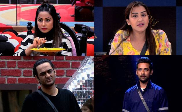 Bigg Boss 11: Vikas Gupta, Hina Khan, Puneesh Sharma or Shilpa Shinde - THIS contestant to get ELIMINATED before finale?