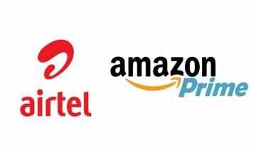 Airtel offers free Amazon Prime membership to its Infinity Postpaid and V-Fiber broadband users