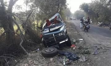 Five wrestlers killed, 5 injured after SUV hit tractor in Maharashtra's Sangli district