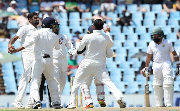 Ind vs SA, 2nd Test, Day 1 Live Score: South Africa win toss, elect to bat first (Twitter photo)