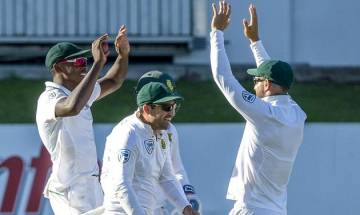 IND vs SA, 2nd Test, Day 2: Kohli's fluent 85 helps India post 183/5, Proteas lead by 152 runs