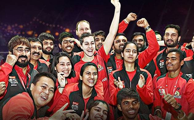PBL 2018 Final: Hyderabad Hunters edge Bengaluru Blasters in pulsating finale to win title (Source: Star Sports India, Twitter)