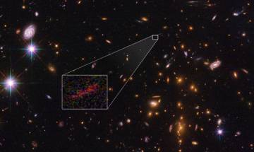 NASA discovers farthest known galaxy in the universe which is 500 million years old