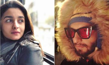 Alia Bhatt, Ranveer Singh starrer 'Gully Boy' goes on floor, actress shares pics
