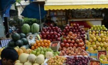 WPI inflation in Dec eases to three-month low of 3.58 per cent amid fall in food prices