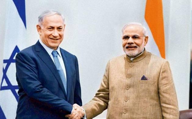 Indo-Israel summit: Modi invites Israeli defence companies for co-production (Source: PTI)