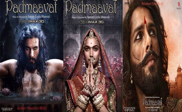 Deepika Padukone-starrer Padmaavat's re-released trailer will give you goosebumps! (Source: Twitter)