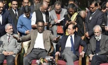 Supreme Court crisis: CJI Dipak Misra meets four dissenting judges