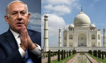 Benjamin Netanyahu to visit Taj Mahal today, Yogi Adityanath will accompany