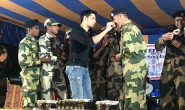Sidharth Malhotra turns 33; Here is how 'Aiyaary' actor celebrates birthday at Jaisalmer