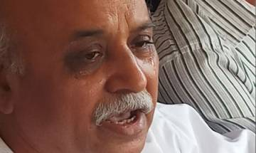 Pravin Togadia claims conspiracy to kill him in staged encounter a day after he went missing