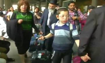 Israeli boy Moshe Holtzberg who survived 26/11 terror attacks is back in Mumbai