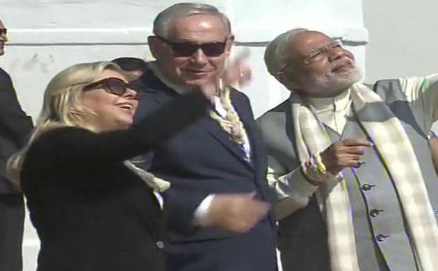 Both the Prime Ministers will pay homage to Mahatma Gandhi at Sabarmati Ashram in Ahmedabad.