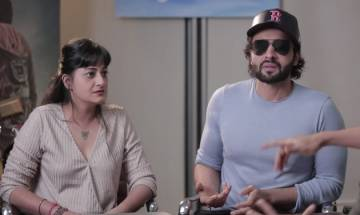 Watch: Jackky Bhagnani makes fun of himself in a hilarious video