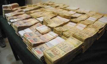 WATCH | UP Police and NIA unearth old currency worth Rs 90 crore from Kanpur