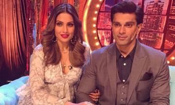 Karan Singh Grover REACTS to wife Bipasha Basu's pregnancy reports