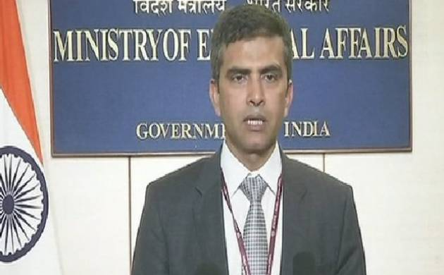 No change in status quo at Doklam face-off site, says Ministry of External Affairs (Source: ANI)