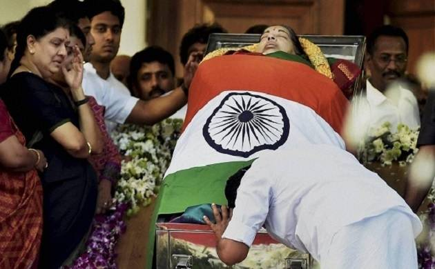 Jayalalithaa died day before official announcement, reveals Sasikala's brother (PTI Photo)