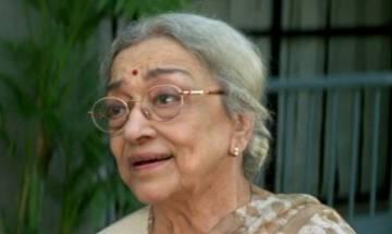 Ava Mukherjee, SRK's grandmother in Devdas, passes away at 88