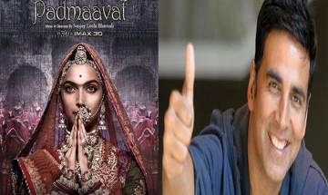 Deepika Padukone thanks Akshay Kumar for avoiding PadMan-Padmaavat clash