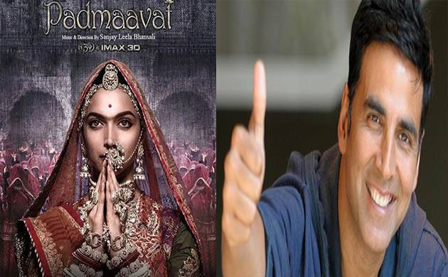Deepika Padukone thanked Akshay Kumar for avoiding PadMan-Padmaavat clash